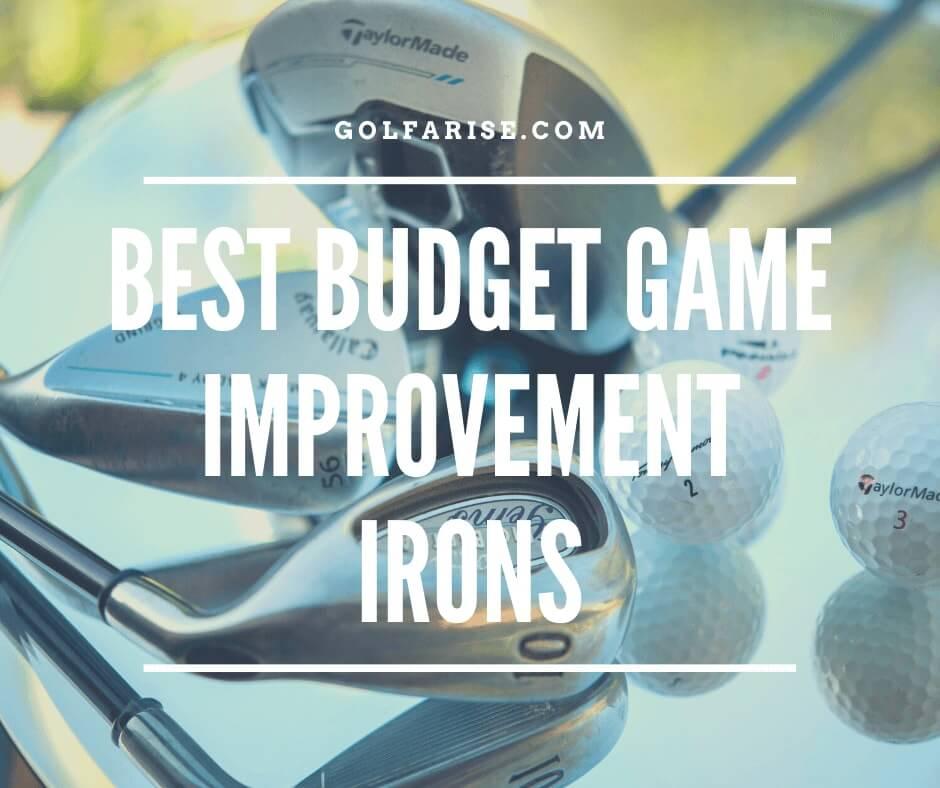 Best Budget Game Improvement Irons